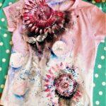 originální kurz malby na textil