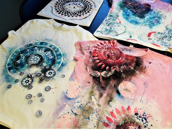 kurz malby na textil