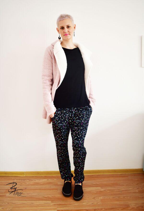 dámské chic kalhoty