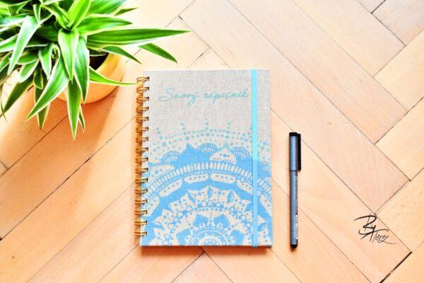 váš originální zápisník by terez
