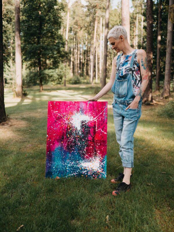 Plátno akryl By Terez